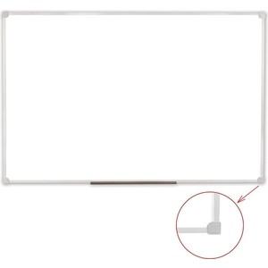 Доска магнитно-маркерная Staff 60x90 см ПВХ рамка 236158 lm 60x90