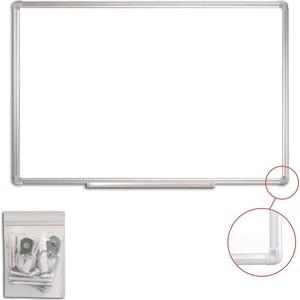 Доска магнитно-маркерная Staff 60x90 см алюминиевая рамка 235462 lm 60x90