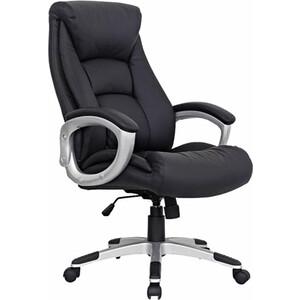 Кресло офисное Brabix Grand EX-500 натуральная кожа черное 530861