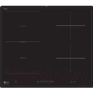 Индукционная варочная панель LG HU642VH
