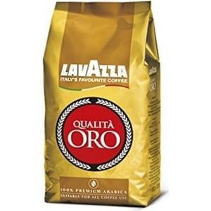 Кофе в зернах Lavazza Qualita Oro 1000 beans, вакуумная упаковка, 1000гр