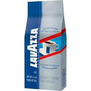 Кофе молотый Lavazza Filtro Classico Bag 1000 ground (M)
