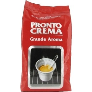 Кофе в зернах Lavazza Pronto Crema 1000 beans