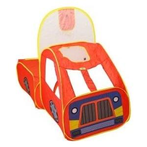 цены Палатка игровая Наша Игрушка Автомобиль, сумка на молнии