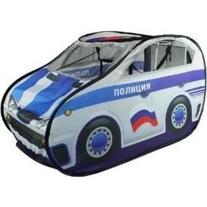 Палатка-костюм Наша Игрушка Полицейская машина, сумка на молнии