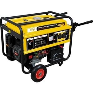 Генератор бензиновый DENZEL GE 4500E