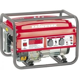 Генератор бензиновый KRONWERK KB 2500 бензиновый генератор zongshen kb 5000e 1t90df501