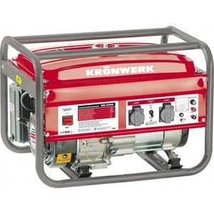 Генератор бензиновый KRONWERK KB 2500