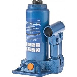 Домкрат гидравлический бутылочный Stels 3т 178-343мм (51096)