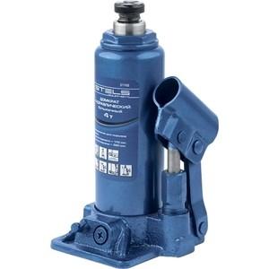 Домкрат гидравлический бутылочный Stels 4т 194-372мм (51102) стоимость