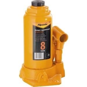 Домкрат гидравлический бутылочный SPARTA 8т 200-385мм (50324) домкрат гидравлический бутылочный matrix 8т 230 457мм master 50723