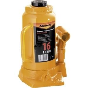 Домкрат гидравлический бутылочный SPARTA 16т 220-420мм (50327)