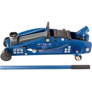 Домкрат подкатной гидравлический Stels 2.5т 140-385мм Safety Pin (51132)