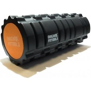 Цилиндр Original FitTools массажный 33х14 см черный двойной