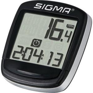 цена на Велокомпьютер Sigma BC 500, BASELINE, 01930,5 функций, проводной, сереб\черный
