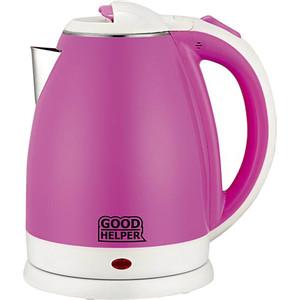 Чайник электрический GOODHELPER KPS-180C фиолетовый goodhelper kps 180c зеленый