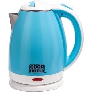 Чайник электрический GOODHELPER KPS-180C голубой goodhelper kps 180c зеленый