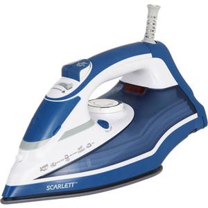 лучшая цена Утюг Scarlett SC-SI30K17 синий