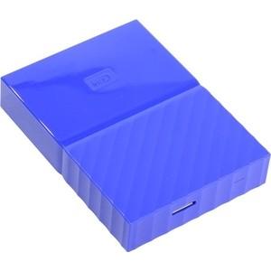 Внешний жесткий диск Western Digital WDBUAX0040BBL-EEUE