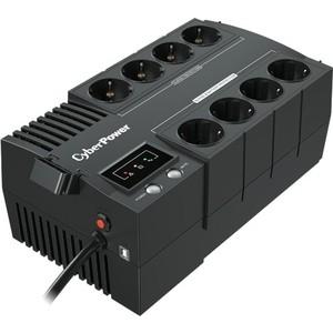 ИБП CyberPower BS850E 850VA/480W USB (4+4 EURO) ибп cyberpower ut850eig 850va