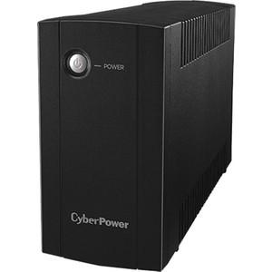 ИБП CyberPower UT850E 850VA/425W RJ11/45 (2 EURO) ибп cyberpower ut850eig 850va