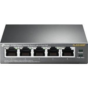 Коммутатор TP-LINK TL-SG1005P