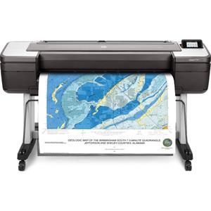 Плоттер HP Designjet T1700dr 44 (W6B56A) цена