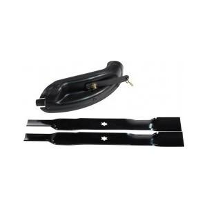 цена на Комплект мульчирования CraftsMan для деки 46  2 ножа (33060)