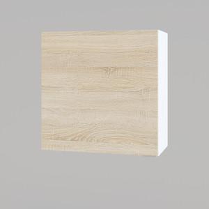 Полка настенная СОКОЛ ПН-06 белый/дуб сонома