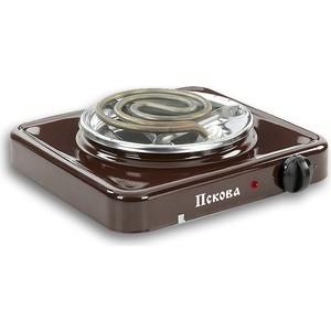 Настольная плита Пскова Пскова-1 коричневая цена и фото