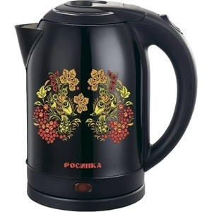 Чайник электрический Росинка РОС-1007 хохлома утюг smile si 1076