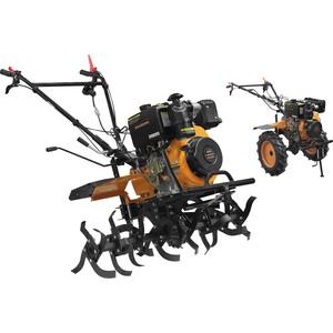 Мотоблок дизельный Carver MT-900DE