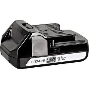 Батарея аккумуляторная Hitachi BSL 1820 18V 2.0Ah Li-ion (334420)
