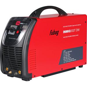 Инверторный сварочный полуавтомат Fubag INMIG 500T DW цена