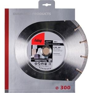Алмазный диск Fubag 300х25.4мм AW-I (58126-4)