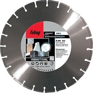 Алмазный диск Fubag AW-I 350/25.4мм (58226-4) atlas diamant 350 x25 4 диск алмазн