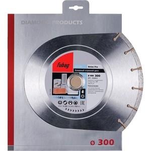 Алмазный диск Fubag Beton Pro 300/25.4мм (10300-6)