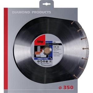 Алмазный диск Fubag BZ-I 350/30/25.4мм (54422-6)