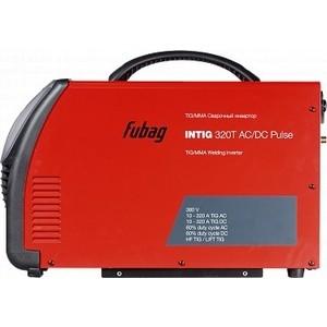 Сварочный инвертор Fubag INTIG 320 T AC/DC Pulse (38431.2)