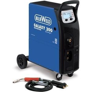 Инверторный сварочный полуавтомат BlueWeld Galaxy 300 Synergic blueweld omegatronic 400ce