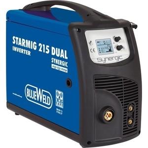Инверторный сварочный полуавтомат BlueWeld Starmig 215 Dual Synergic цены