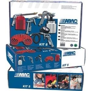 Набор пневмоинструмента ABAC 5 предметов (8222424/8973005547)