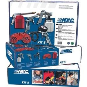 Набор пневмоинструмента ABAC 5 предметов (8222423/8973005546)