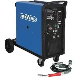 Инверторный сварочный полуавтомат BlueWeld Megamig 270S сварочный полуавтомат blueweld megamig 220s 821376