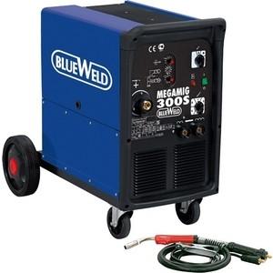 Инверторный сварочный полуавтомат BlueWeld Megamig 300S