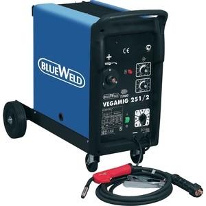 Инверторный сварочный полуавтомат BlueWeld Vegamig 251/2 (821472/821674) сварочный полуавтомат blueweld megamig 220s 821376