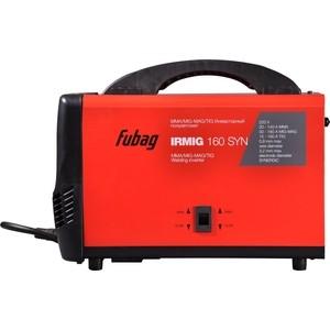 Инверторный сварочный полуавтомат Fubag IRMIG 160 SYN
