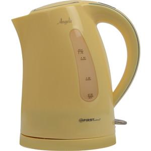 Чайник электрический FIRST FA-5426-3-YE цена