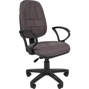 Офисноекресло Chairman 652 10-128 серый офисное кресло chairman 610 черный серый