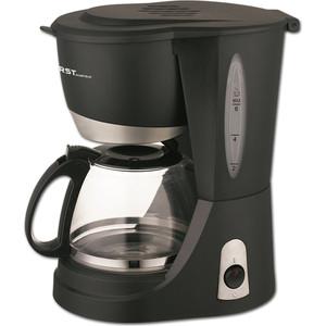 Кофеварка FIRST FA-5464-3 Black цена и фото